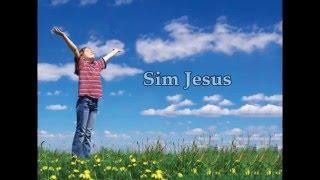 SIM JESUS PLAYBACK ALINE BARROS