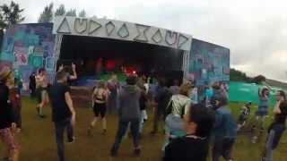Audio Soup Festival 2015 Timelapse
