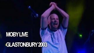 Moby 'Go' Live at Glastonbury
