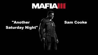 Mafia 3: WVCE: Another Saturday Night - Sam Cooke