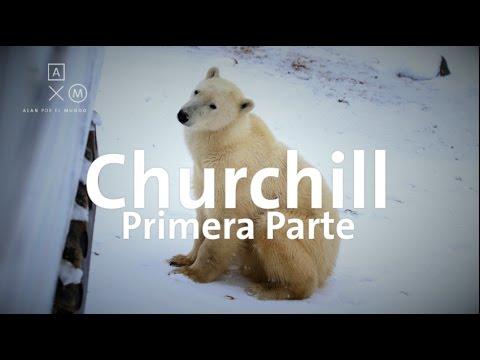 La capital de los osos polares! P1 Alan por el mundo