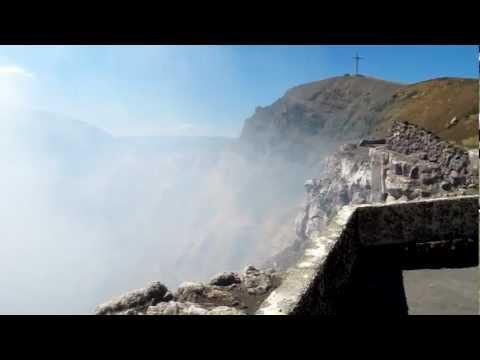 Volcano Nindiri, at Parque Nacional Volcan Masaya