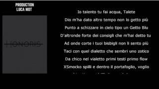 Zalgo - C-99 [ Lyric Video ]