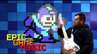 Mega Man 2 Dr. Wily Stage 1 (Music Video) // Epic Game Music