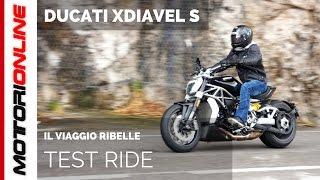 Ducati XDiavel S | Test ride, pregi e difetti