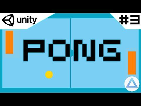 Como hacer PONG en UNITY, Tutorial!🏓/ 3-Capitulo