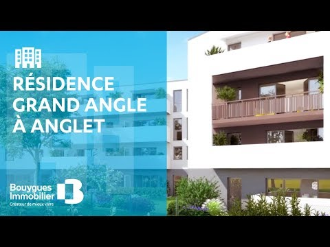 Résidence Grand Angle à Anglet - Bouygues Immobilier