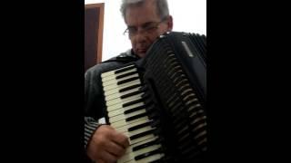 Hino da harpa cristã acordeon mais perto quero estar 187