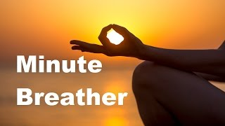 1 Minute Quick Breath Meditation | Let Go of Stress & Anxiety (Great for beginners)
