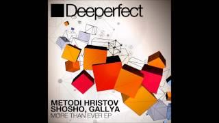 Metodi Hristov,Shosho & Gallya - We don`t need (Original Mix) [Deeperfect Records]