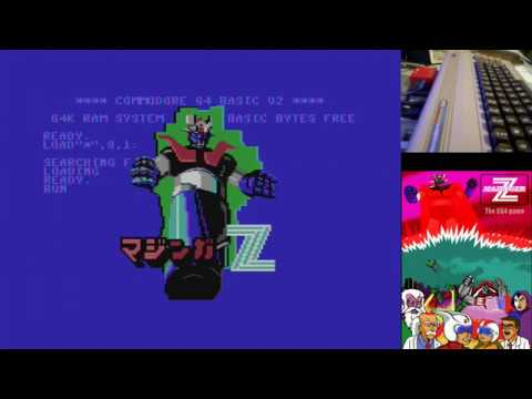 Mazinger Z - The C64 Game
