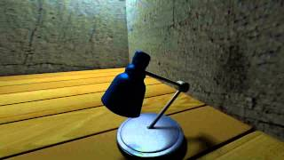 Animation-Long live the lamp