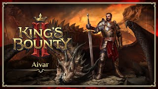 King\'s Bounty II Launches Today; Aivar Character Trailer