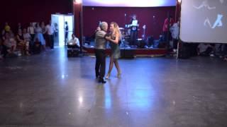 Grande Baile Arquitetura da Dança - Jaime Arôuxa e Bianca Gonzalez, Improviso de Samba de Gafieira