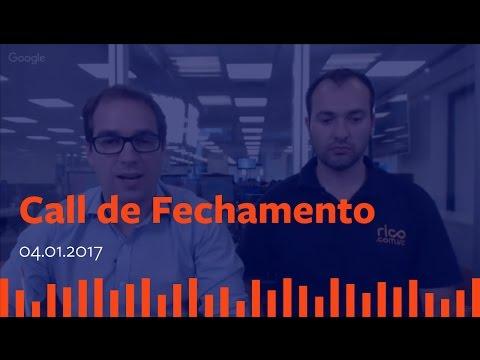 Call de Fechamento  - 04 de Janeiro de 2017.