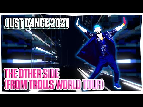 Just Dance 2021: The Other Side (from Trolls World Tour) by Sza & Justin Timberlake | Gameplay [US]