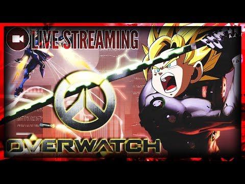 Gohan & Goten Play Overwatch Live Stream! Leave Questions Below!
