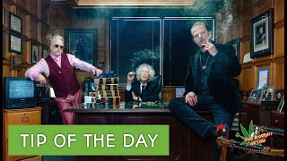 POT BROTHERS AT LAW one MINUTE TIP of the day