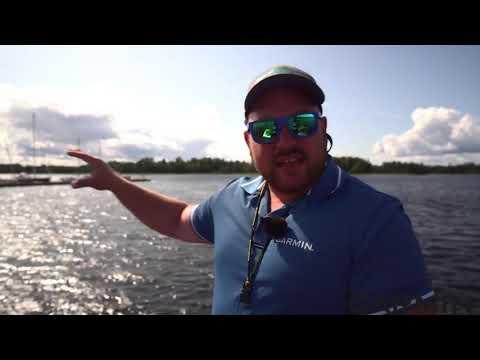 Garmin Livescope Tour 2019 Folge 1: Grundlagen für das Bootsangeln mit Garmin LIVESCOPE