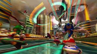 catch me if you can-sonic riders zero gravity (team sonic)