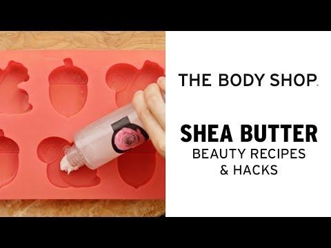 How To: DIY Shea Bubbling Bath Melt – The Body Shop