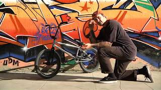 Volume BMX: One Minute Bike Check w/ Broc Raiford