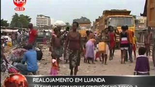 Jornal Nacional Angola - Realojamento
