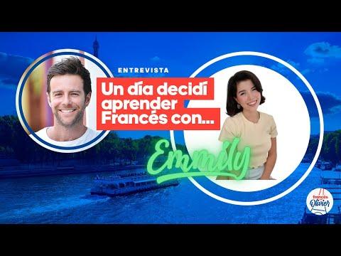 Un día decidí aprender francés con...Emmily! Entrevista con latinos que hablan francés 🇫🇷🇫🇷🇫🇷