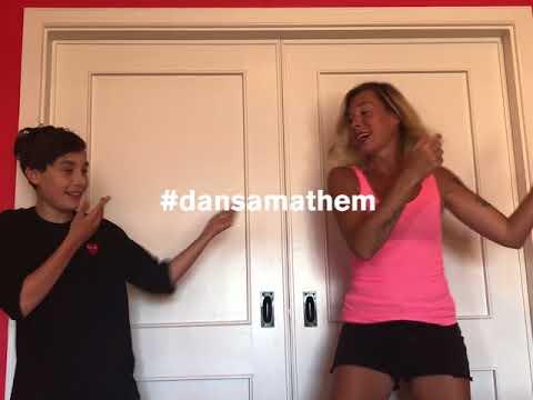 Dansamathem