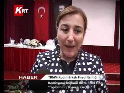 TBMM Kadın-Erkek Fırsat Eşitliği Komisyonu Başkanı Azize Sibel Gönül