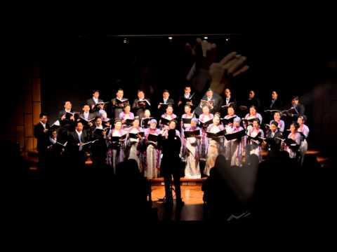 Infinito Singers - Zefiro Torna, e'l bel tempo rimena