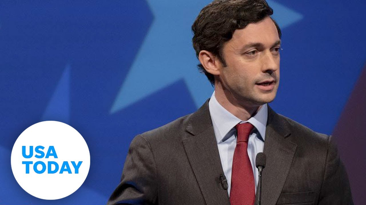 Georgia U.S. Senate runoff : Jon Ossoff's final forum before January election