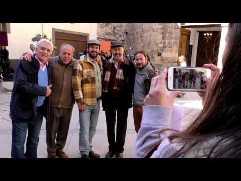 Villaviciosa de al Lado - Cuaderno de Rodaje Tito Valverde y Miguel Rellán