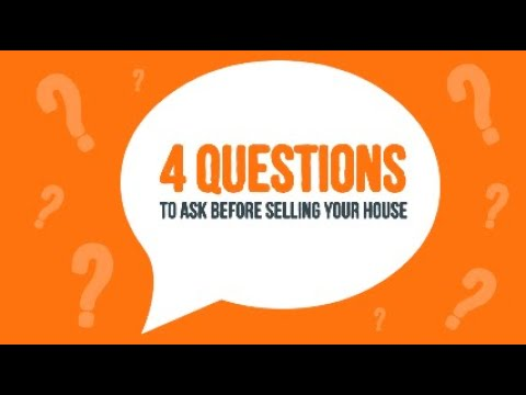 4 Questions to Ask Before Selling Your House | Teresa Ryan | Ryan Hill Group