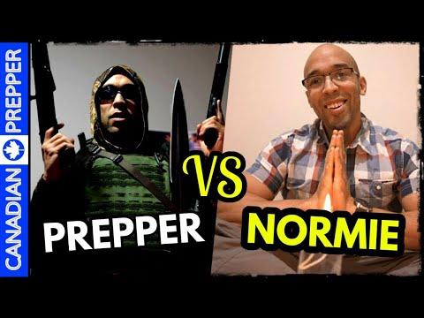 "Preppers Vs ""Normal"" People! (Episode 2)"