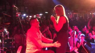Donavon Frankenreiter and Seth Pettersen Wedding Proposal Live on Stage