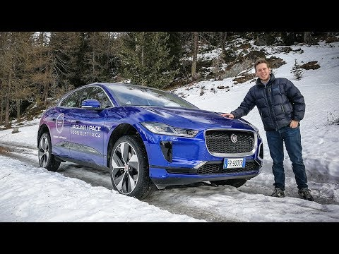 A Day w/ the Jaguar I-Pace - The British Anti-Tesla has Arrived! [Sub ENG]