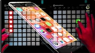 iPhone SE   iPhone 7   Marimbas in Paris Remix   Launchpad Pro   Launchpad Mk2 Cover