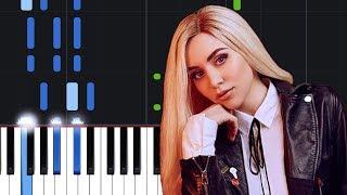 Ava Max - Sweet but Psycho (Piano Tutorial)