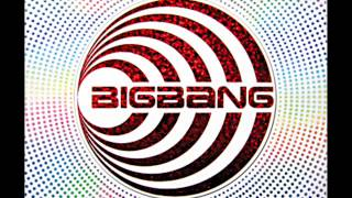 Big Bang - Lies (Audio)