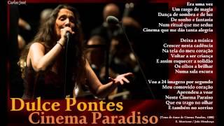 Cinema Paradiso - Dulce Pontes