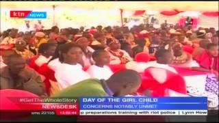 Kenyans celebrate International day of the girl child