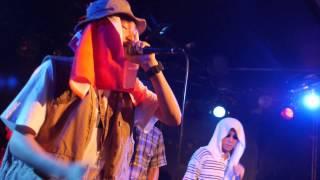 【LIVE】虫唾が走るWack MCs / 天の邪鬼(極・悪名POSSE)