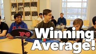 8.56 Winning 3x3 Average! [Official]