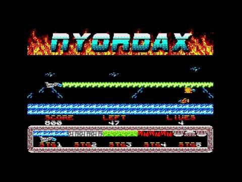 NYORDAX Sega MEGA DRIVE by KABUTO FACTORY