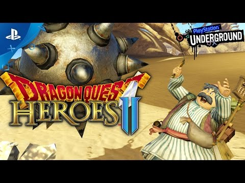 Dragon Quest Heroes II – PS4 Gameplay Preview | PS