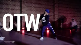 Khalid - OTW ft. 6LACK, Ty Dolla $ign   AKANEN CHOREOGRAPHY