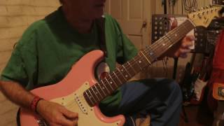 "Using zip ties to make a ""microtonal"" guitar."