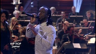 "YOUSSOUPHA : ""Menace de mort"" (live @ Hip Hop Symphonique) #HHSYMPHONIQUE"