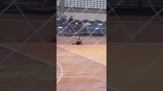 Eu patinando (minha primeira coreografia)